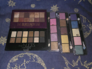 Eyeshadow lot