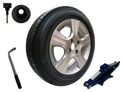 "Genuine Honda Jazz 15"" 5 Spoke Alloy Spare Wheel (With Draper Jack & Wrench) ..."