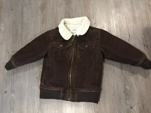 Boys 2T corduroy jacket