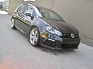 2012 Volkswagen GOLF R 4motion 74k