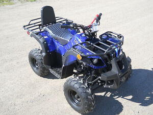 JUST IN TIME FOR SPRING BRAND NEW KID'S 125cc ATV /SUPER SALE