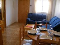 Costa Blanca, Spain. 1st floor, Southerly: 28 nights rental in April £714 inc wi-fi (SM003)