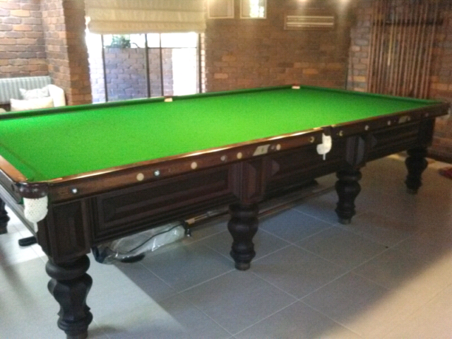 REFELT POOL TABLES IN A TRADE PROFESSION | Other Business ...