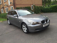 BMW 5 Series 3.0 525d Business Edition Touring 5dr ESTATE. NOT 520d 530d BENZ E250 AUDI A6 VW PASSAT