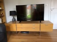 Hygena large TV unit and storage