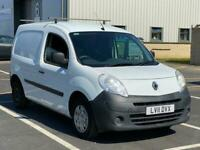 2011 Renault Kangoo ML19dCi 85 Van CAR DERIVED VAN Diesel Manual