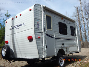 14 FT KZ Travel Trailer