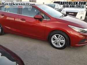 2017 Chevrolet Cruze LT  Sporty Features, Bluetooth, Heated Seat