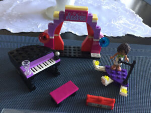 Lego Andrea's Stage