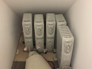 Electric house heater