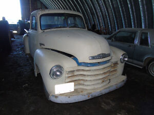 5 Window Chevy Pick-Up