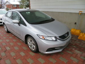 2015 Honda Civic Sedan 4dr Auto