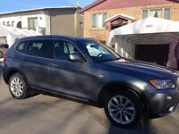 2013 BMW X3 SUV - lease takeover --