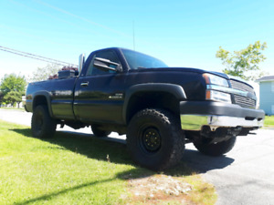 03 Silverado LB7 diesel loaded with extras.