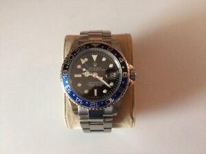 Rolex GMT Master II Watch/Montre