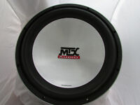 "Top of the line MTX 15"" 9500 Subwoofer like new condition!"