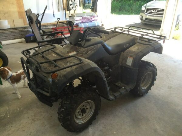 Used 2007 Other Baja motorsport Wilderness trail 250