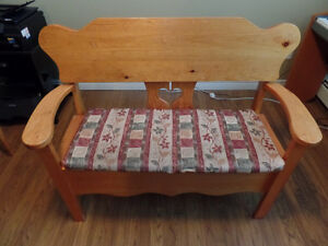 Deacon Bench for sale