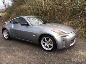 Nissan 350Z GT low mileage. Good condition