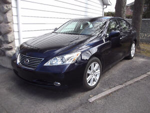 "2007 Lexus ES350 Berline ""Prenium Package"""