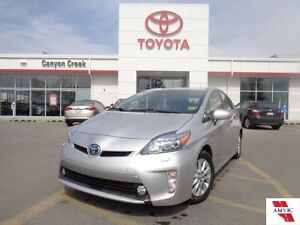2013 Toyota Prius Plug-in LOW KMS DEALER MAINTAINED