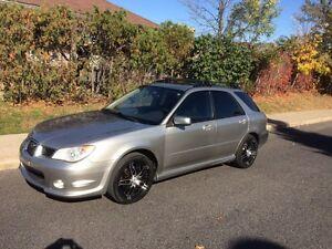 Subaru Impreza 2007 special edition