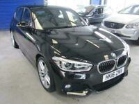 BMW 1 Series 120d M Sport 5-Door 5 Door Sports Hatch 2.0 Automatic Diesel