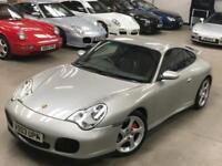 2003 Porsche 911 3.6 996 Carrera 4S Tiptronic S AWD 2dr