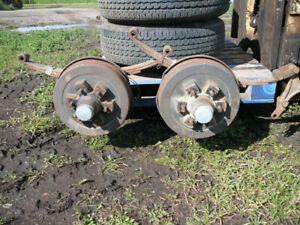 Trailer Axle | Find New ATV Trailers, Tires, Parts