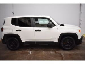 2015 Jeep Renegade Sport- MANUAL *  A/C * CRUISE