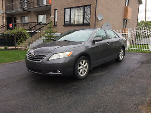 TOYOTA CAMRY XLE 2007 CLEAN