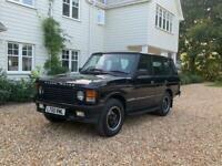Range Rover Classic 3.9 V8 Vogue SE Auto 'Soft Dash' 1994 /// 59k Miles