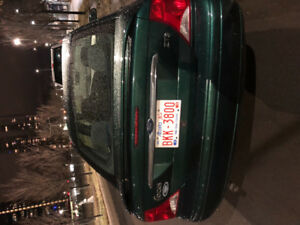Good Shape Ford Focus - need gone asap