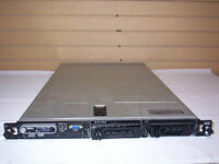 Dell PowerEdge III 1950 2xQuad-Core 32GB RAM 1U Rackmount Server