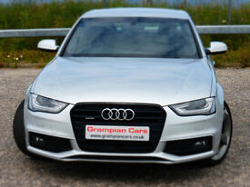 Audi A4 3.0TDI ( 245ps ) S Tronic 2013MY quattro Black Edition