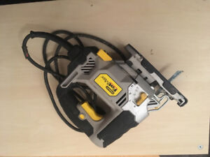 Stanley fat max jig saw