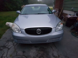 2006 Buick Lucerne for parts or repair