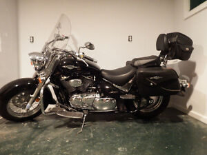 2010 Suzuki Boulevard 800 Mint Condition