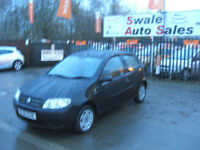 2006 FIAT PUNTO ACTIVE 1.2L ONLY 48,161 MILES, FULL SERVICE HISTORY