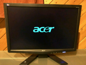 20in acer computer monitor