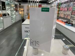 Brand New Oppo R15 128gb Frost White Warranty Tax Invoice