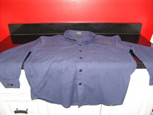 Mens Name Brand 5 Shirt Lot. Size Medium & Large St. John's Newfoundland image 8