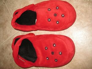 Lady Bug Slippers - $5.00 obo Kitchener / Waterloo Kitchener Area image 1