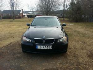 BMW 323i 2007 manual transmission