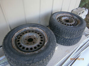Steel Winter Wheels (rims)