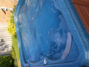 Hot Tub Spa with Cover- new price!