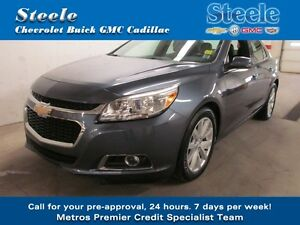 2014 Chevrolet MALIBU 2LT One Owner, Dealer Maintained !!!