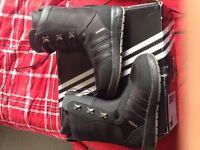 Adidas samba snowboard boots- uk10