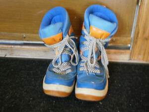 Cougar Winter Boots Boys Size 8
