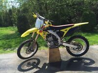 Rm-z 250 not obo dont even ask